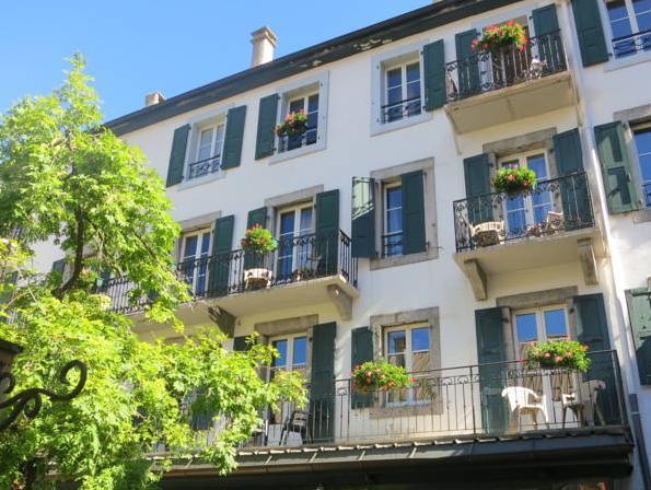 Le Genepy   Appart'hotel De Charme