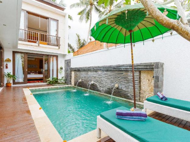Tranquil luxury villa in the countryside of Ubud at an astonishingly attractive price