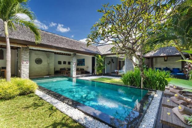 Ideal for Family & Groups - 4BR Villa Anjali Blue