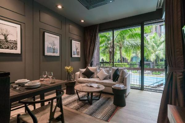 1 Bedroom Pool Access Saturdays Residence by Sure Phuket