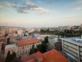 Jerusalem Tower Hotel Jerusalem - View