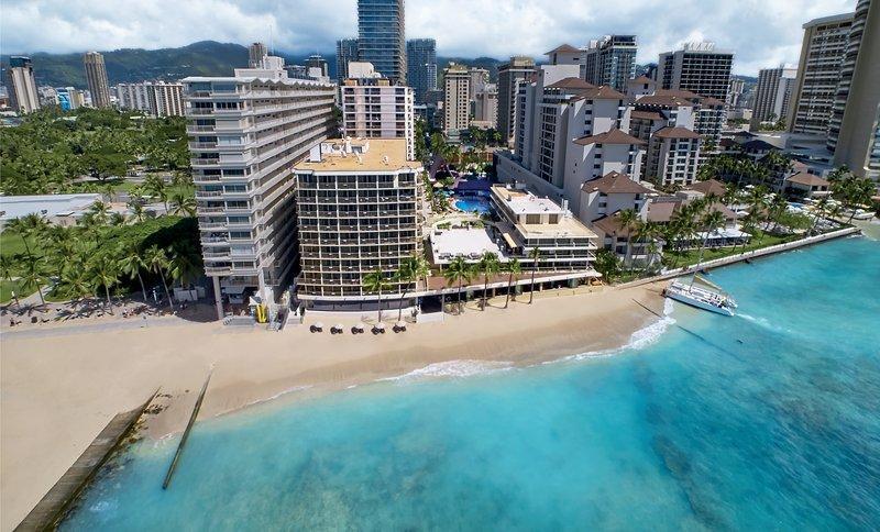Outrigger Reef Waikiki Beach Resort