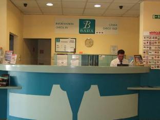 Hotel Bara Budapest - Reception