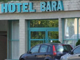 Hotel Bara Budapest - Entrance
