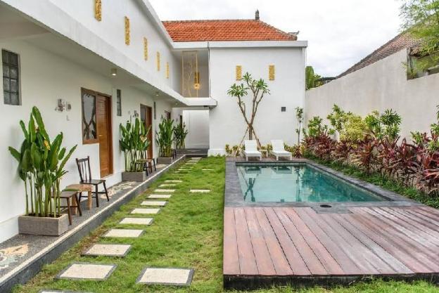 1Bedroom Apartment #3 at Seminyak & shared Pool