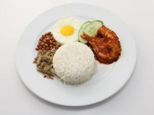 Grand Plaza Serviced Apartments London - Malaysian Breakfast