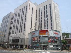 โรงแรมโทคิว เร มัตสึยะมะ (Matsuyama Tokyu REI Hotel)