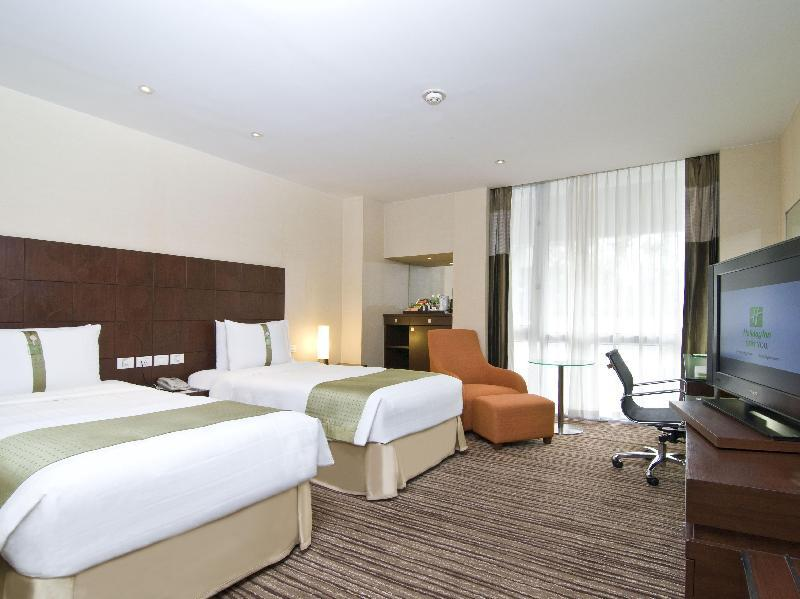 2 Single Beds Executive Club Smoking - Advance Purchase