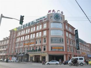 Greentree Inn Shanghai Songjiang Xinqiao Jiuxin Road Express Hotel