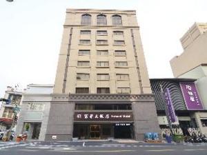 Fu Ward Hotel Tainan