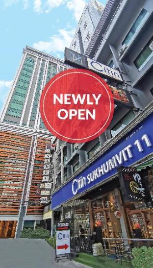 シティンスクンビット 11ナナバンコク バイ コンパス ホスピタリティ Citin Sukhumvit 11 Nana Bangkok by Compass Hospitality