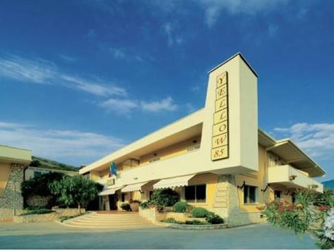 Yellow Park Hotel
