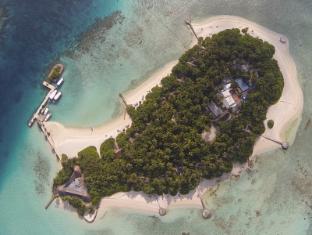 Makunudu Island Resort Maldives Islands - Aerial View