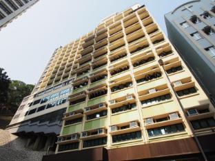 Caritas Bianchi Lodge Hotel Hongkong - Hotel z zewnątrz
