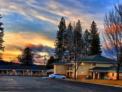 Shasta Pines Motel
