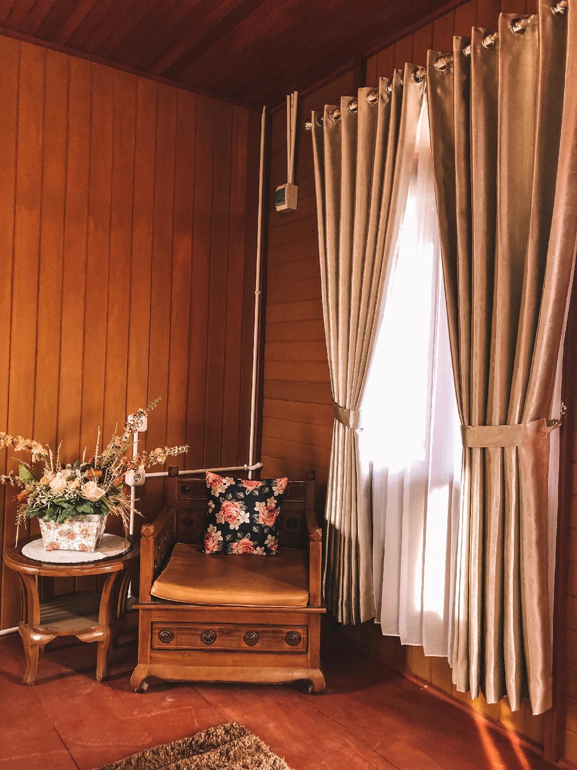 The Bamboo House Homestay Palu