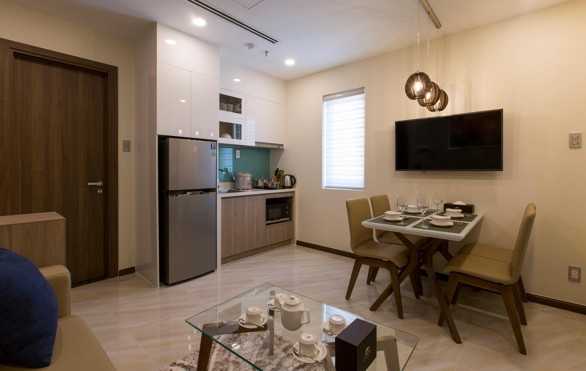 NTA  HCM City And The Most Lovely Junior Apartment