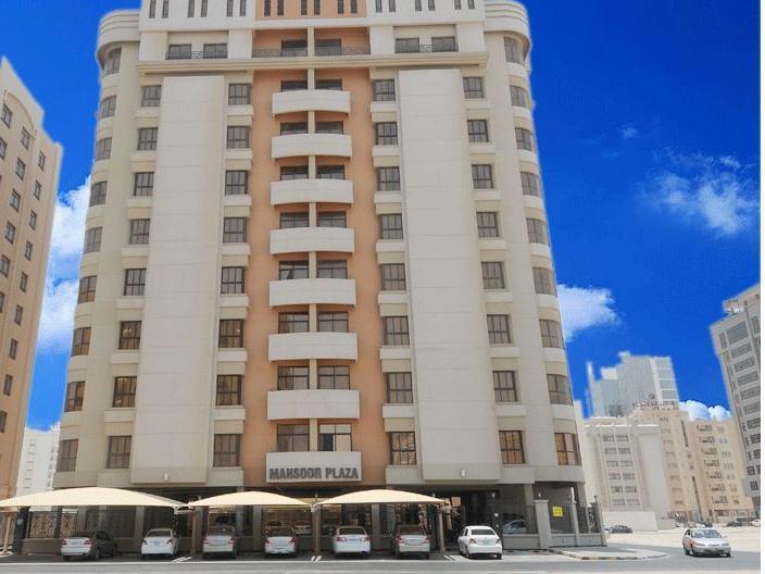 Mansoor Plaza Apartment