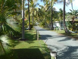 Bush Village Budget Cabins Whitsunday Islands - Driveway