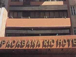 B&B Hotels Rio Copacabana Posto 5
