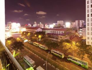 Liberty 2 Hotel Ho Chi Minh City - Balcony View