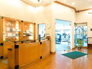 The Linden Suites Manila - Gym Reception