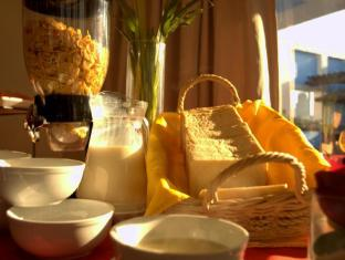 Prince Plaza II Condotel Manila - Breakfast