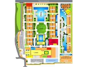 Phuket Graceland Resort & Spa Phuket - Planos