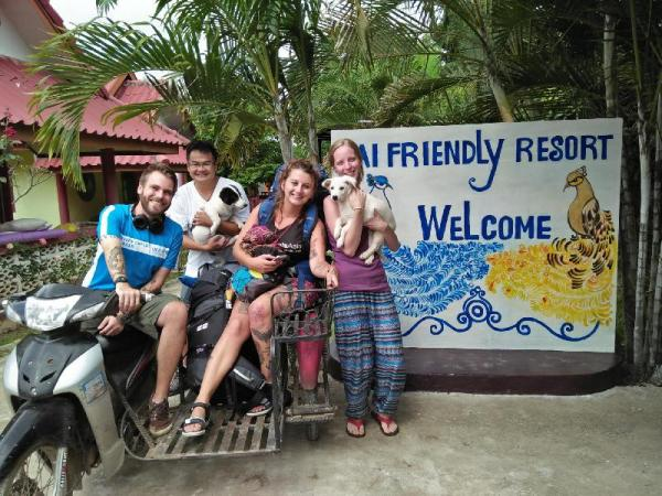 Pai Friendly Resort Pai