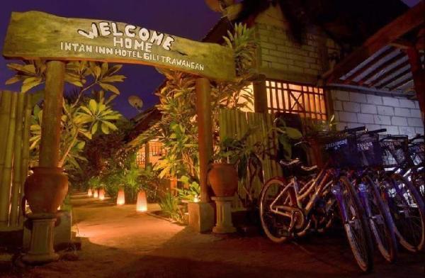 Intan Inn Hotel and Resto Gili Trawangan Lombok