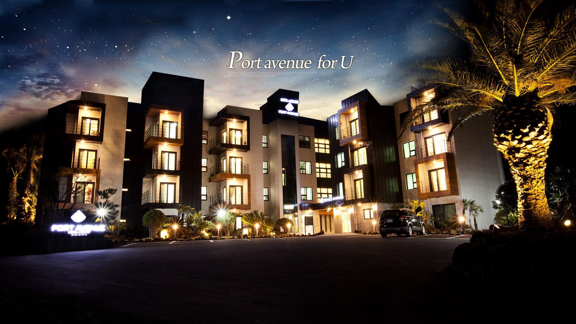 Port Avenue Hotel N Resort