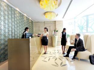 호텔 클로버 5 홍콩 스트리트 싱가포르 - 로비