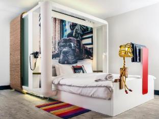 Hotels near Whitechapel Gallery - Qbic Hotel London City