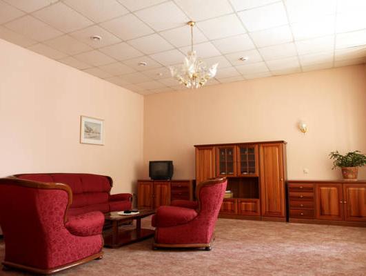 Hotel Yarmarochnaya Reviews