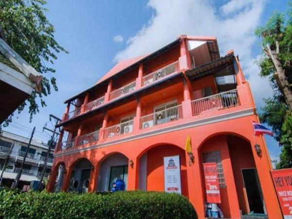 Anda Orange Pier Guesthouse Phuket