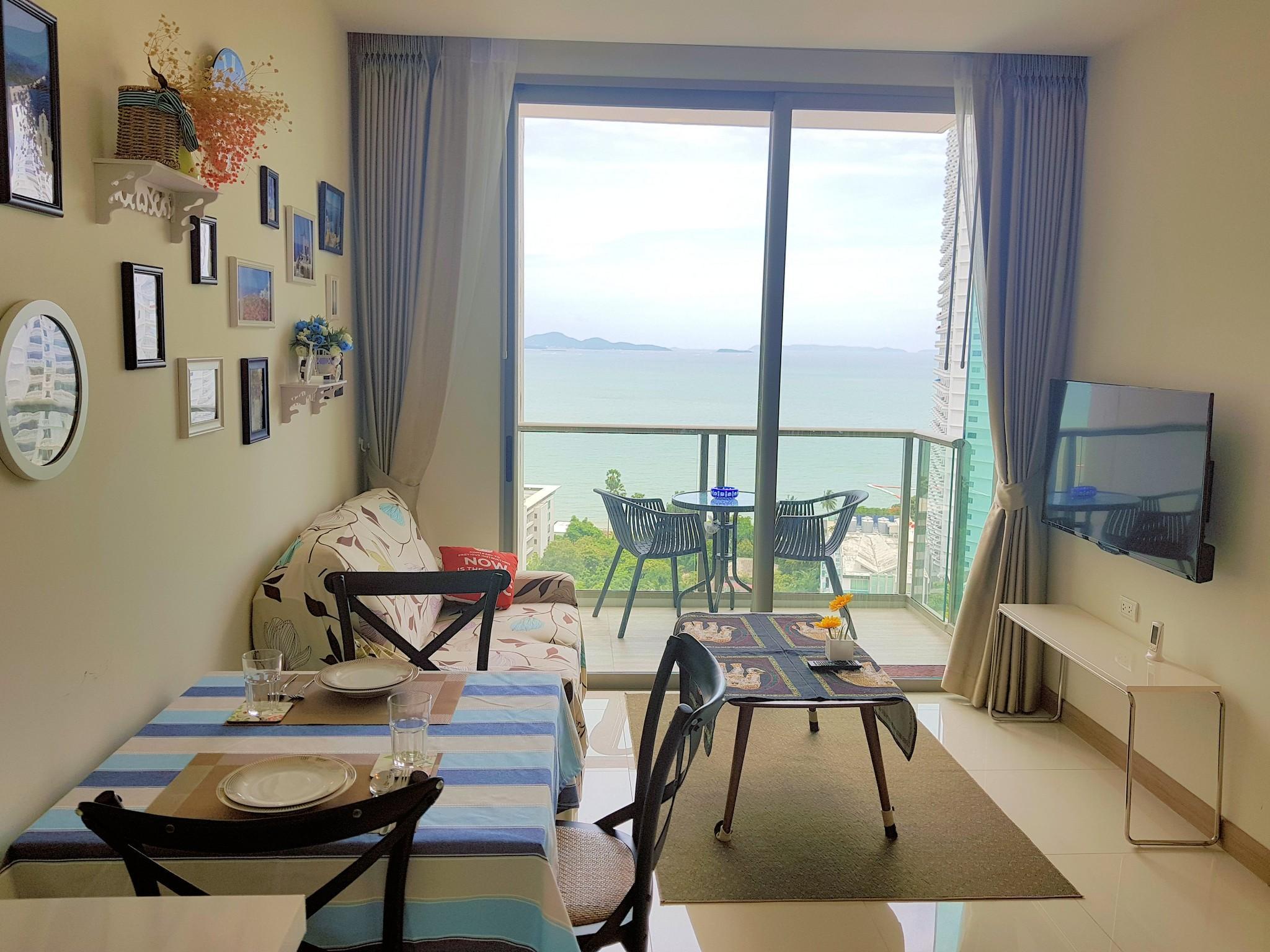 Riviera 1 Bedroom Sea View B1608