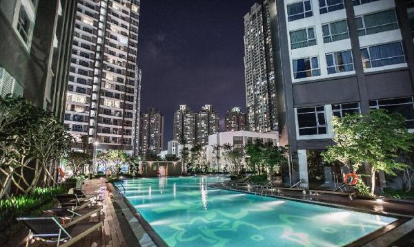 The Berry Luxury Serviced Apartments Ho Chi Minh City