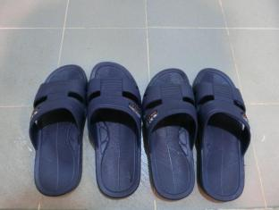 Ocean WiFi Hotel Hong Kong - Slippers provided