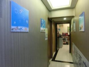 Ocean WiFi Hotel Hong Kong - Corridor