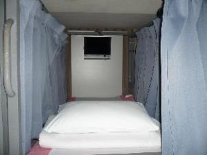 Ishino Spa Roppongi VIVI Capsule Hotel