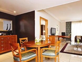 Fairmont Dubai Dubai - One Bedroom Suite