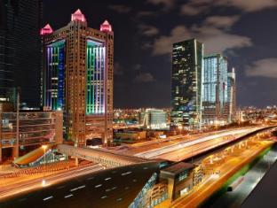Fairmont Dubai Dubai - Fairmont Dubai iconic building