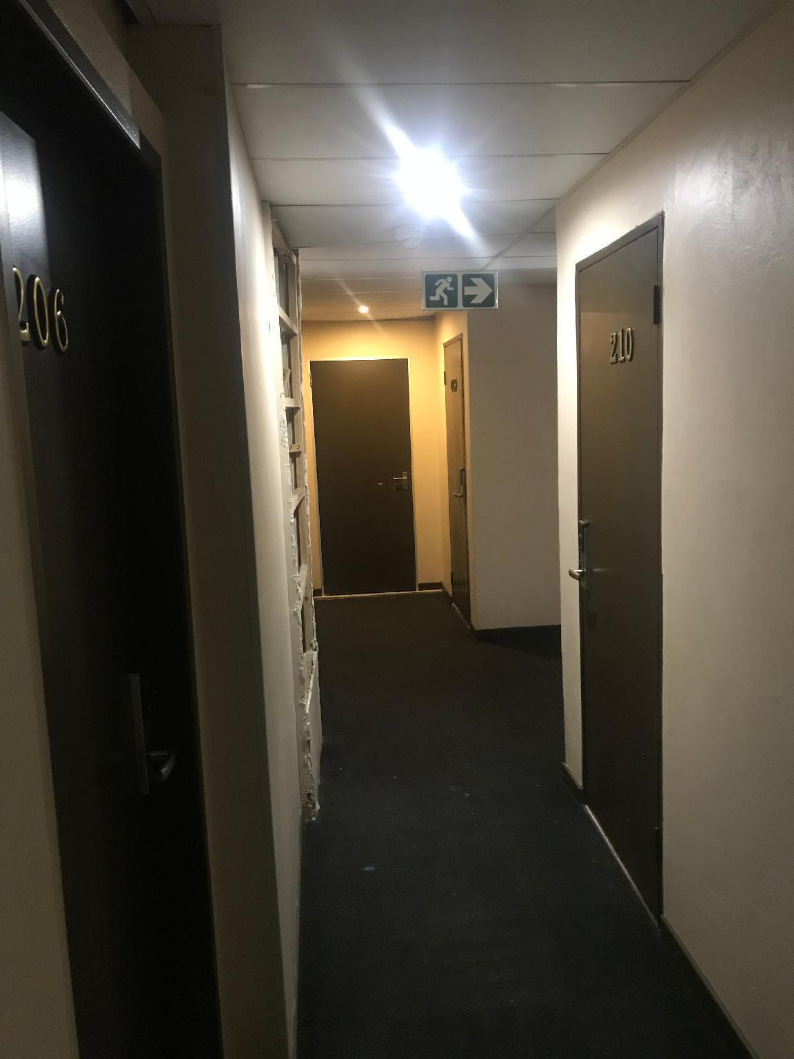 Businessburg Hotel