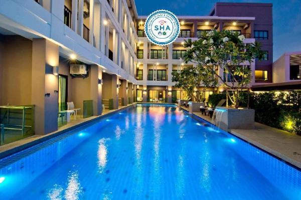 Hotel J Residence (SHA Certified) Pattaya