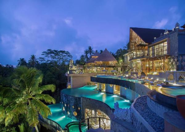 The Kayon Jungle Resort by Pramana Bali
