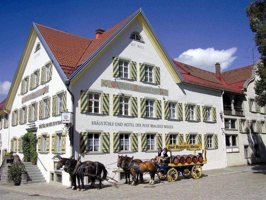 Braustuble Und Hotel Zur Post