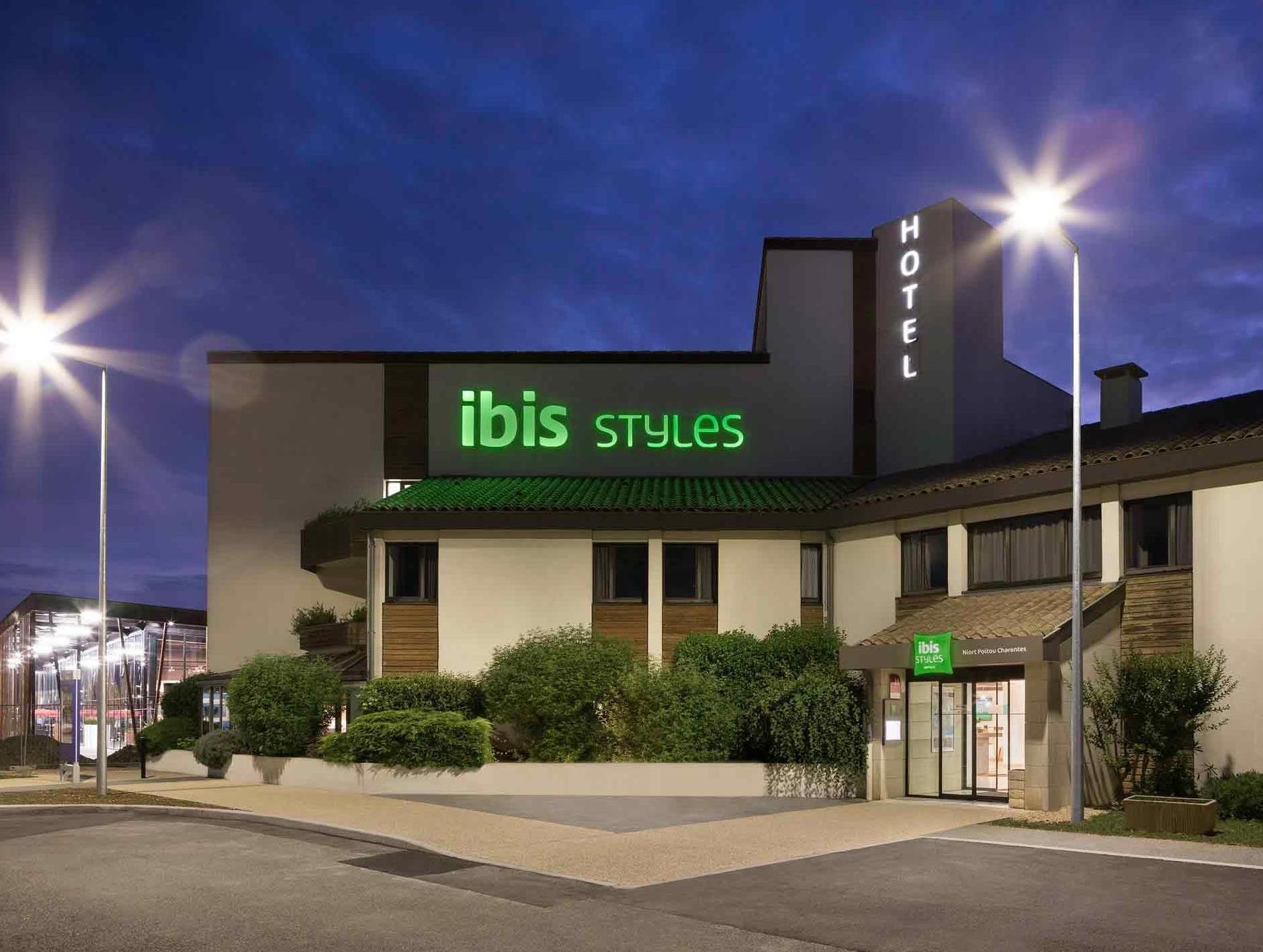 Ibis Styles Niort Poitou Charentes