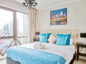 墨尔本CBD豪华公寓 (Melbourne Luxury CBD Apartment)