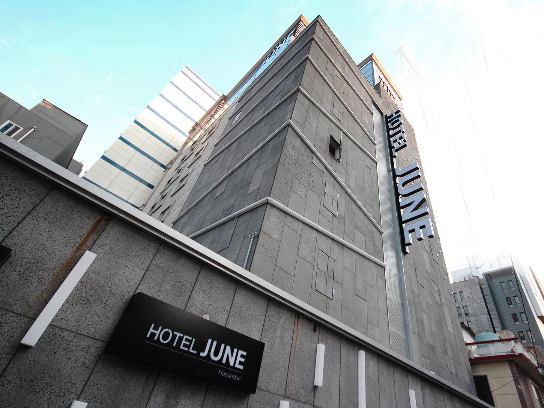 Haeundae Hotel June