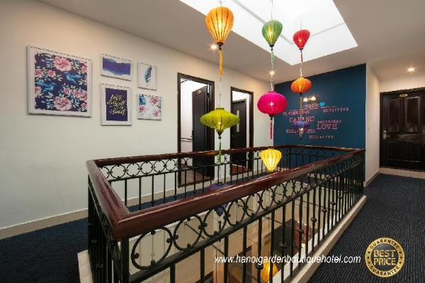 Hanoi Garden Boutique Hotel & Spa Hanoi